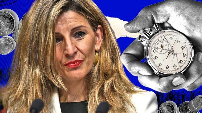 Yolanda Díaz ERTE