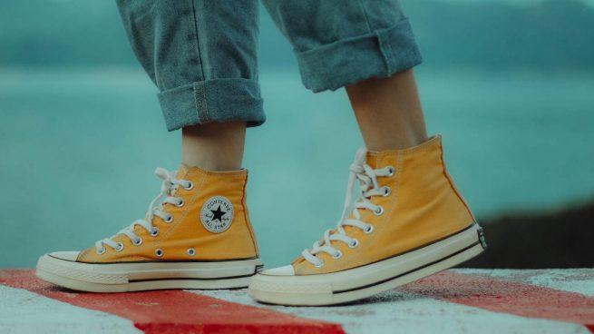 Consigue unas Converse All Star originales por menos de 20 euros