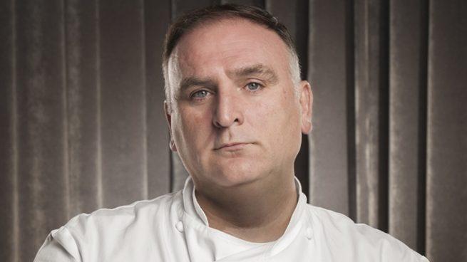 El chef José Andrés