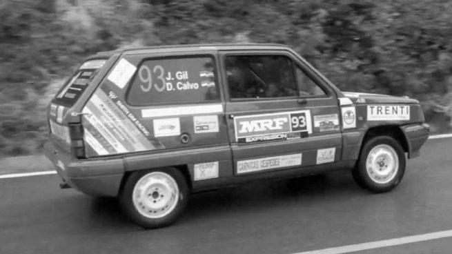 muere piloto rally