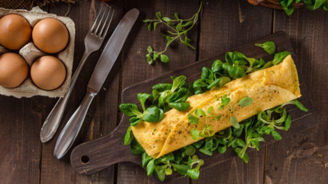 Pastel de tortilla de patata con bacon, receta fácil de preparar y deliciosa