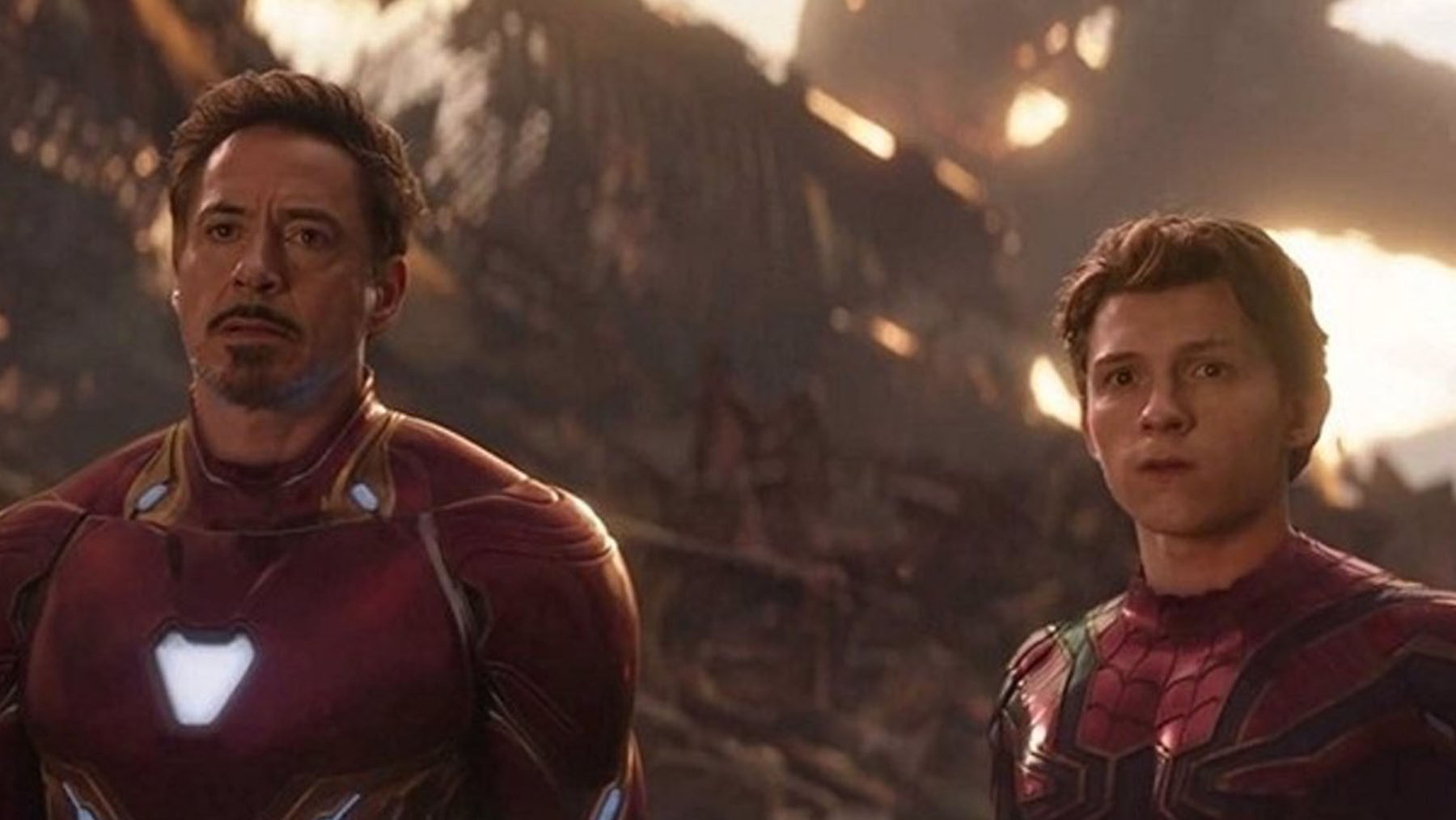 «Vengadores: Infinity War» (Marvel/Disney)