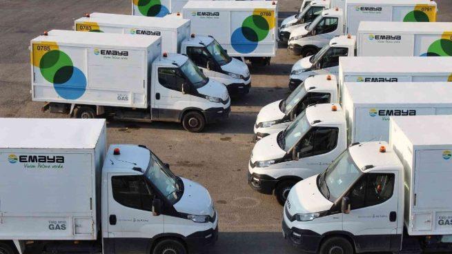 Camiones de Emaya