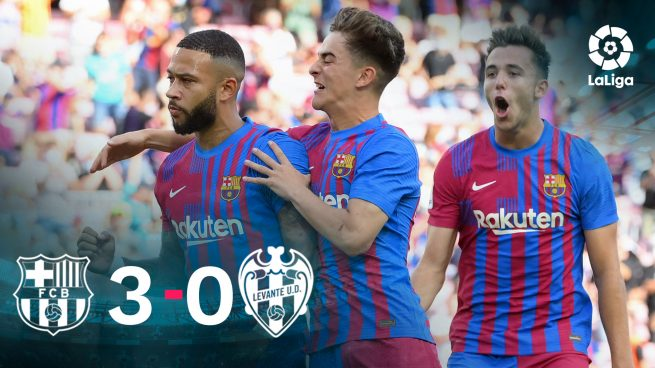 El Barcelona levanta a Koeman
