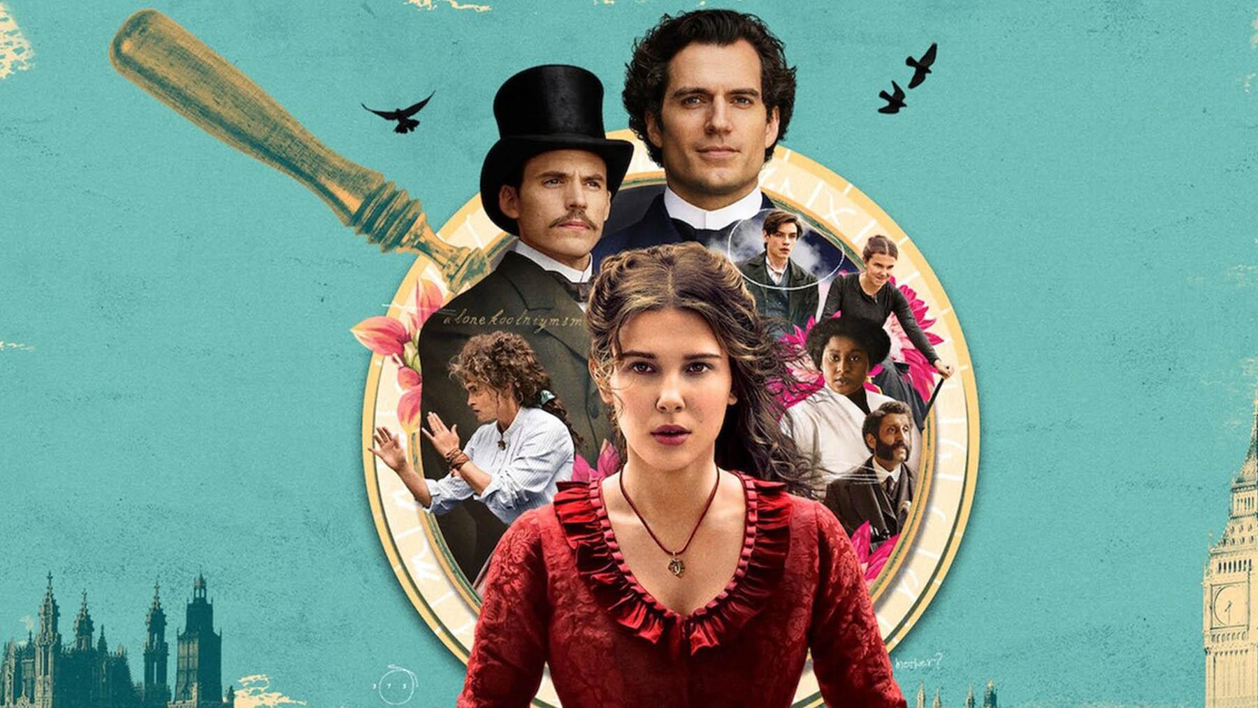 «Enola Holmes» (Netflix)