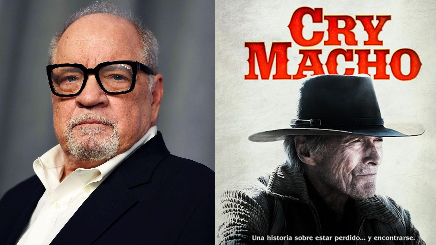 Al guionista Paul Schrader no le ha gustado nada «Cry Macho», la última película de Clint Eastwood