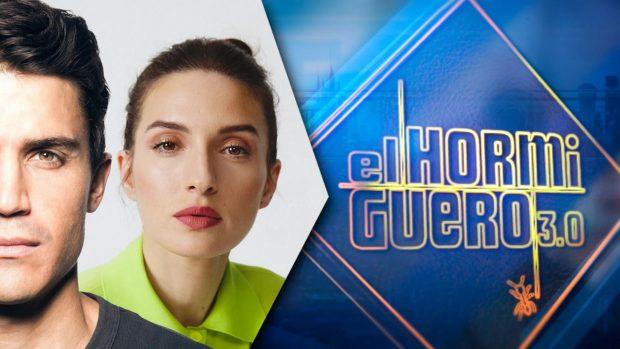 Álex González y María Valverde serán entrevistados en 'El hormiguero'