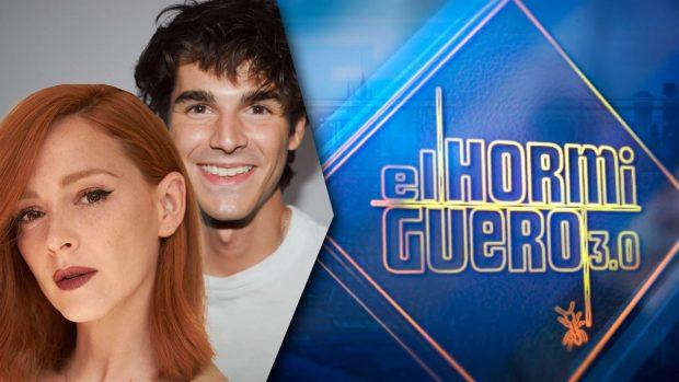 Ana Polvorosa y Álvaro Mel acuden el lunes a la llamada de Pablo Motos