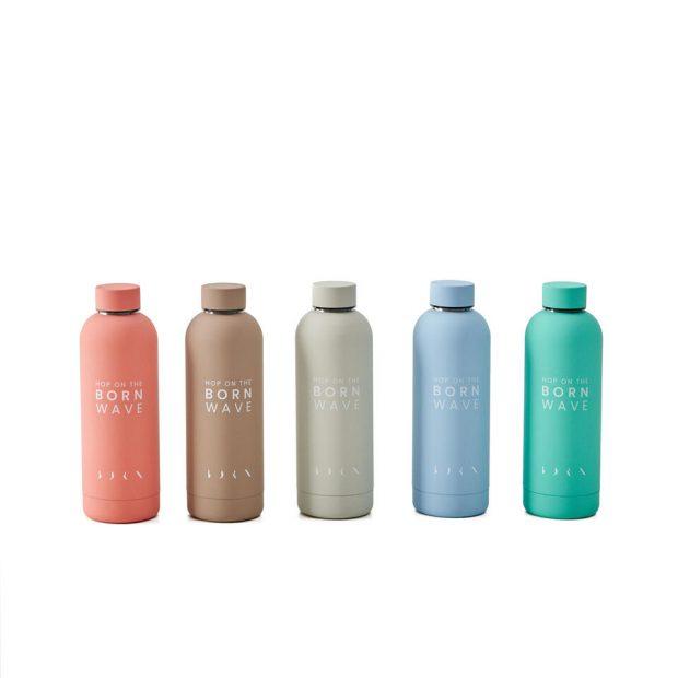 Botellas de Decathlon