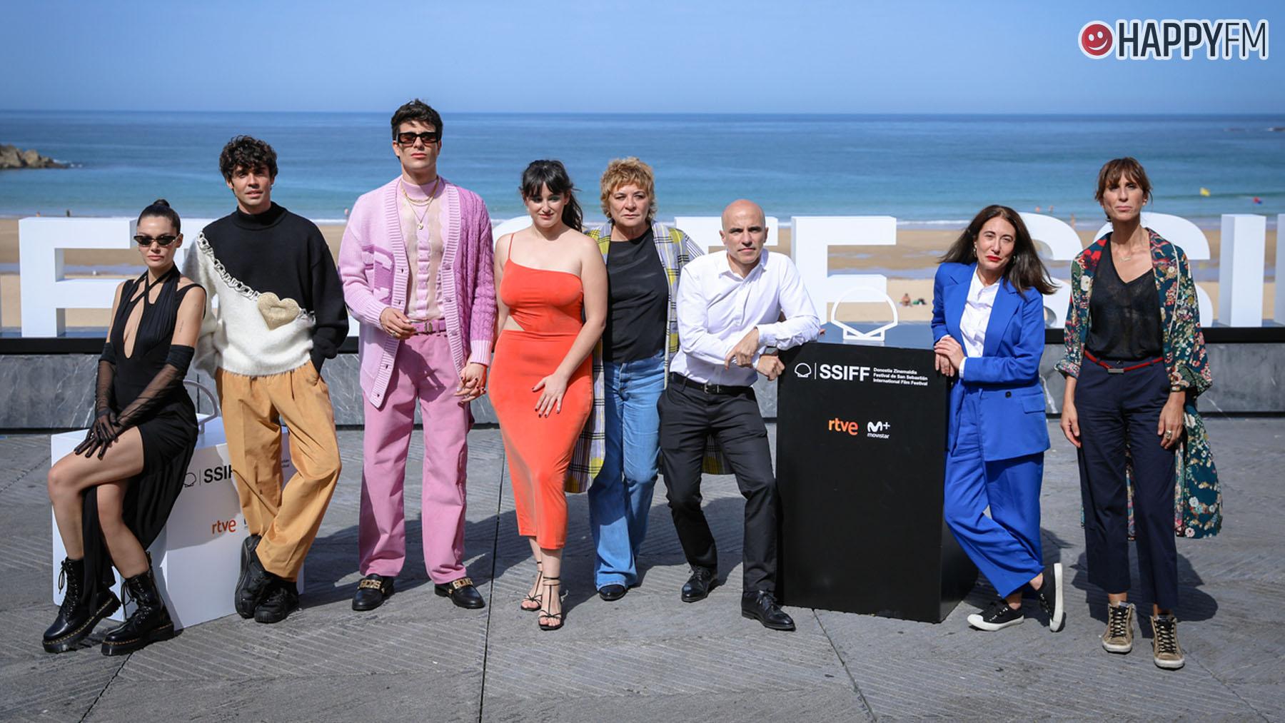 Atresmedia presenta 'Cardo' en el Festival de San Sebastián