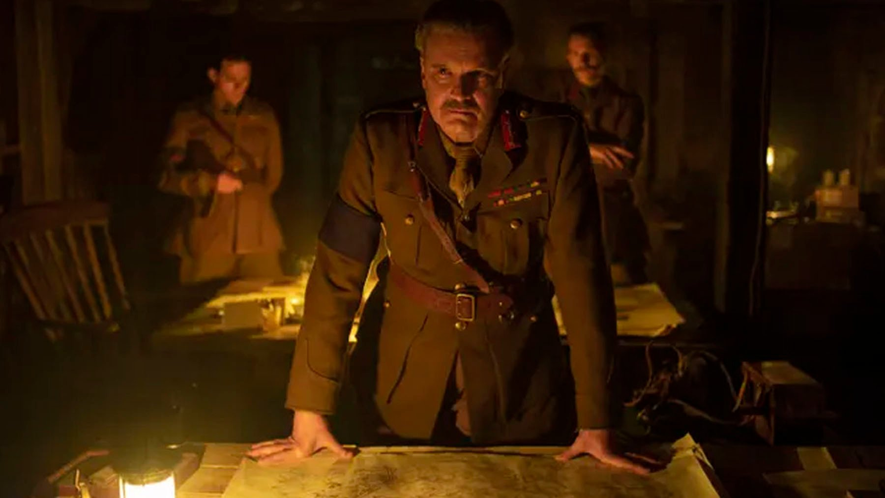 Colin Firth en «1917» (Universal Pictures)