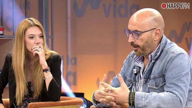 Diego Arrabal en Viva la vida