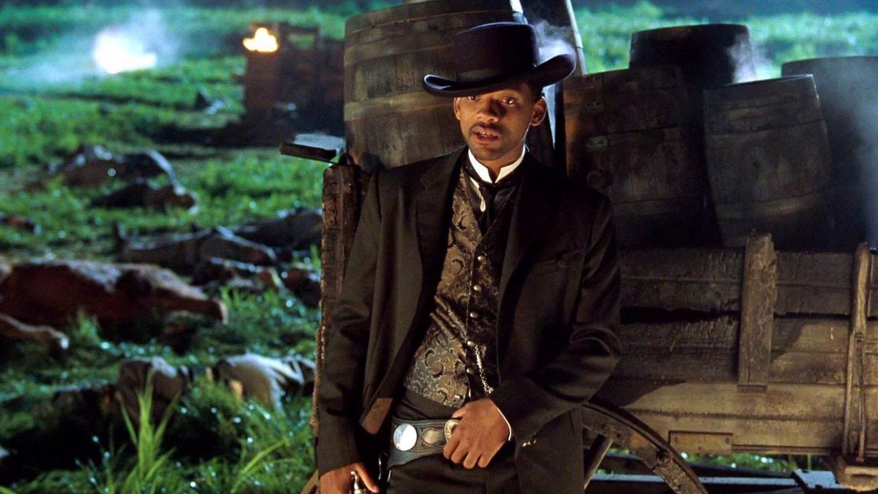 Will Smith en «Wild Wild West» (Warner Bros)