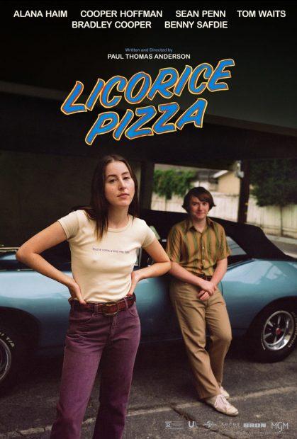 Licorize pizza