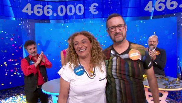 Marco Antonio y Sofía demostraron tener una gran relación en su paso por 'Pasapalabra'