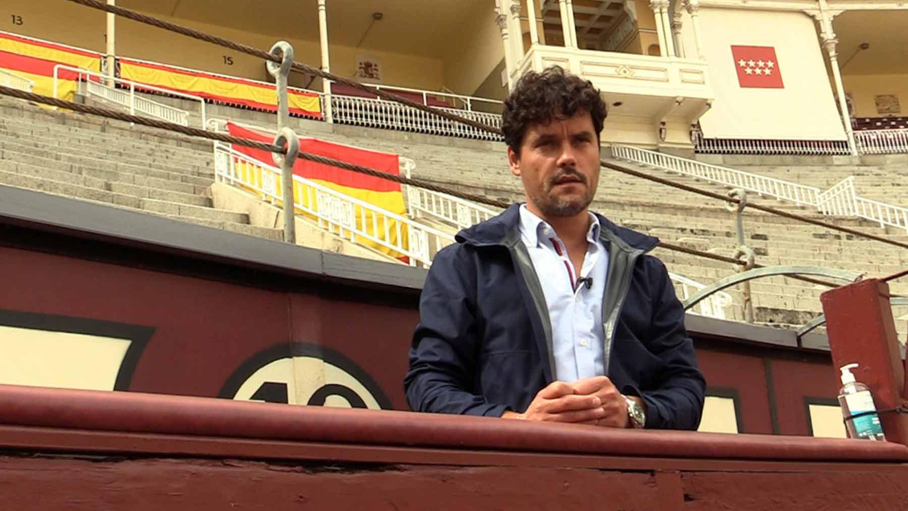 Miguel Abellán , torero