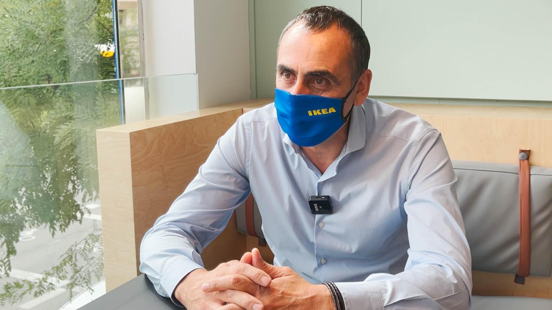 Nurettin Acar, el nuevo CEO de Ikea España