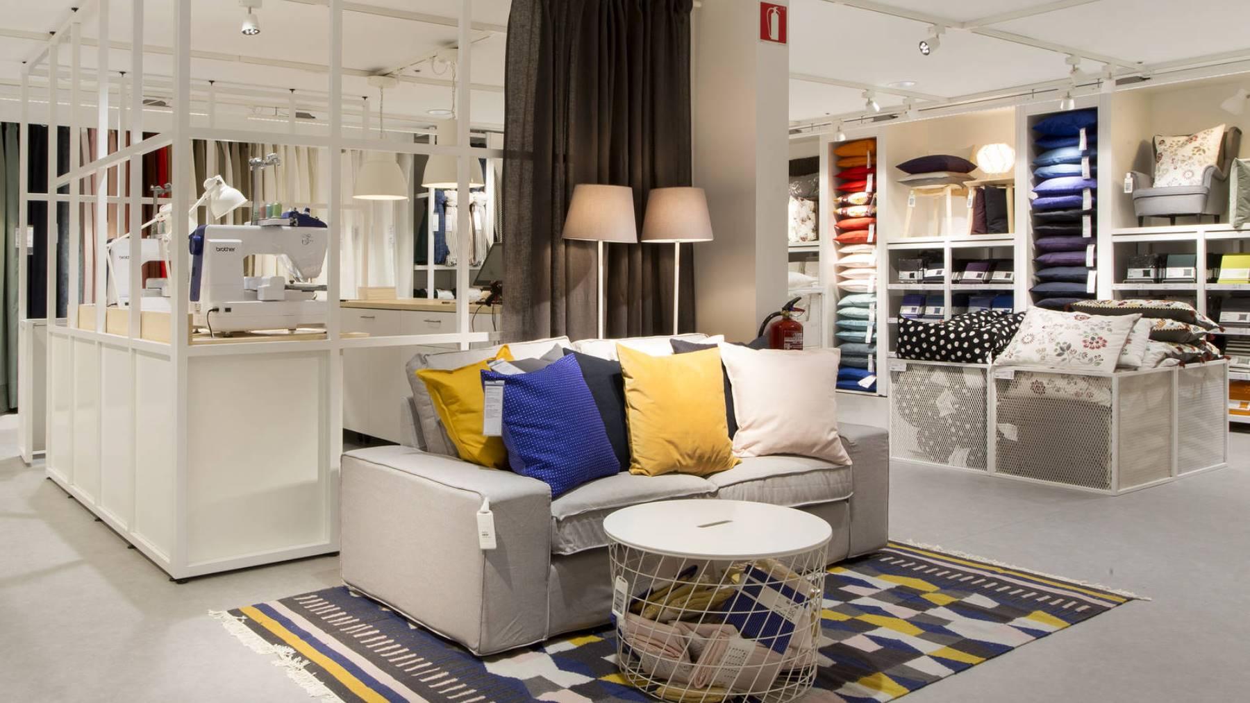 Salón de Ikea