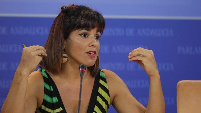 Teresa Rodríguez Yolanda Díaz