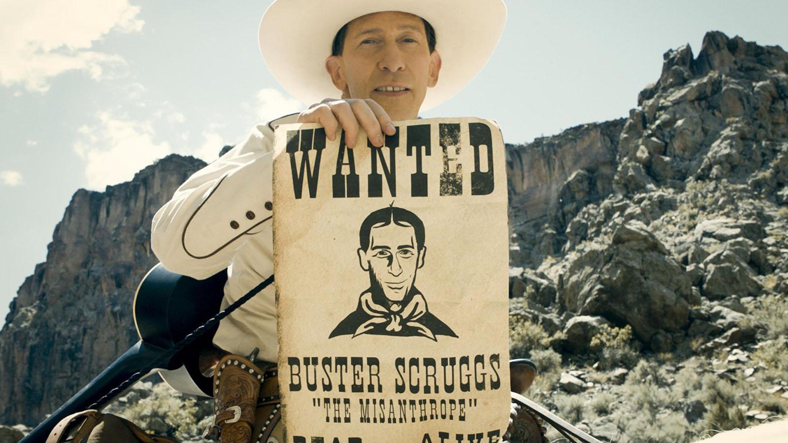 «La balada de Buster Scruggs» (Netflix)