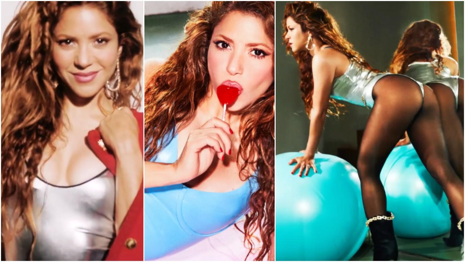 Shakira en 'Cosmopolitan'.
