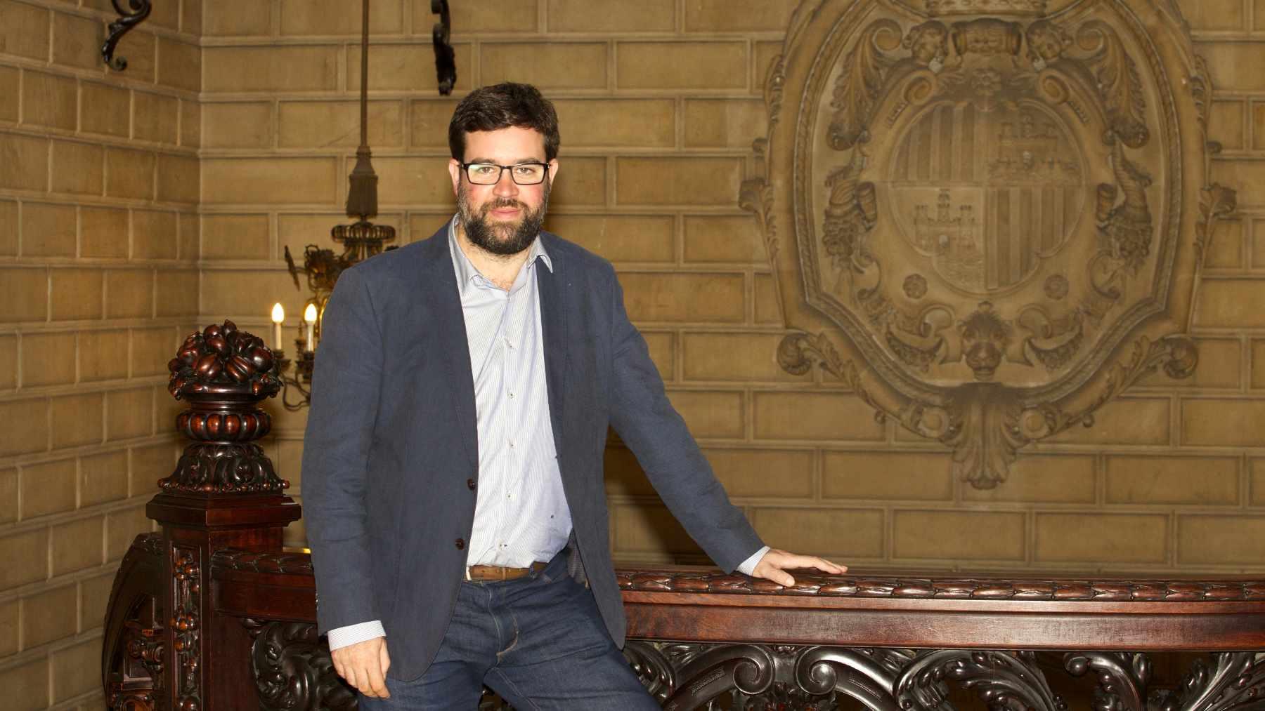 El teniente de alcalde de Bienestar Social del Ayuntamiento de Palma, Antoni Noguera.