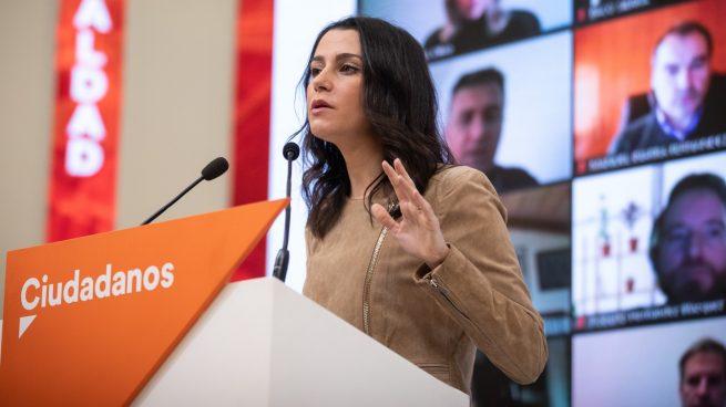 Inés Arrimadas PSOE