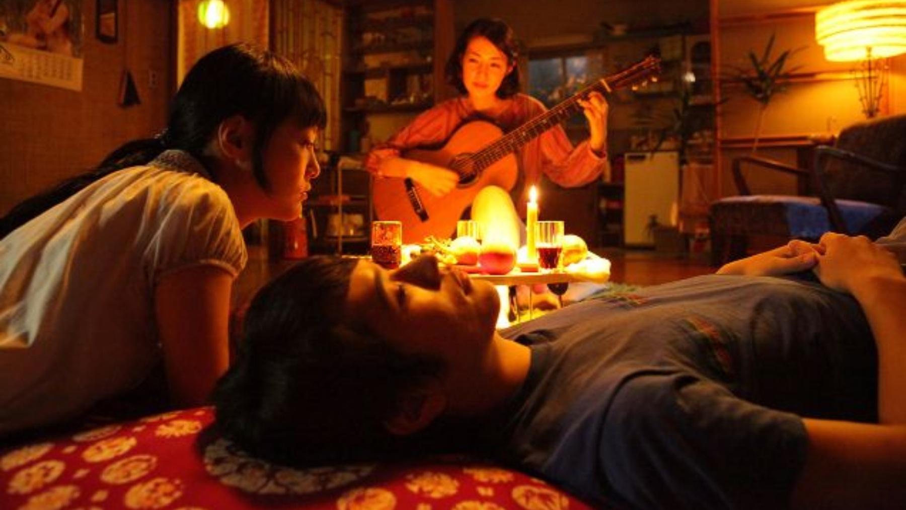 Fotograma de 'Tokio Blues', novela de Murakami adaptada al cine