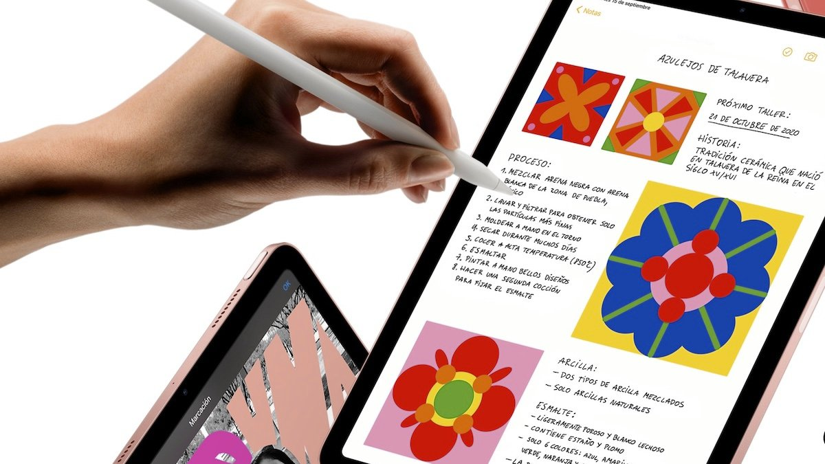 iPad Air 4ª generación
