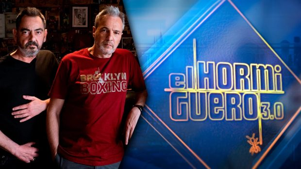 David Summers y Javi Molina, de Hombres G, acuden el miércoles a 'El hormiguero'