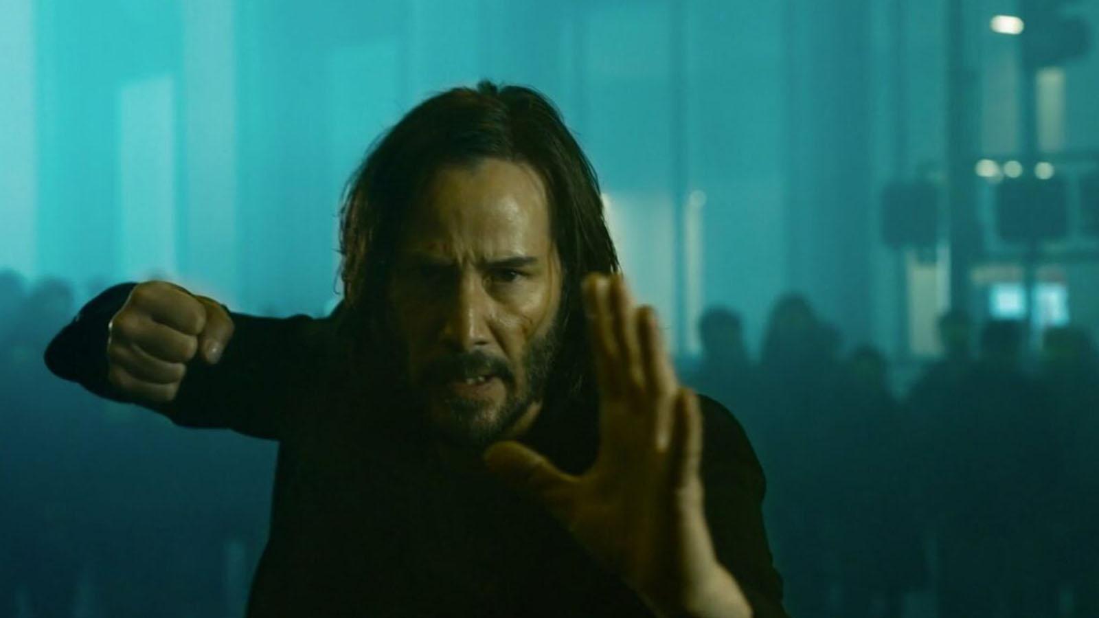 «Matrix Resurrections» (Warner Bros Pictures)