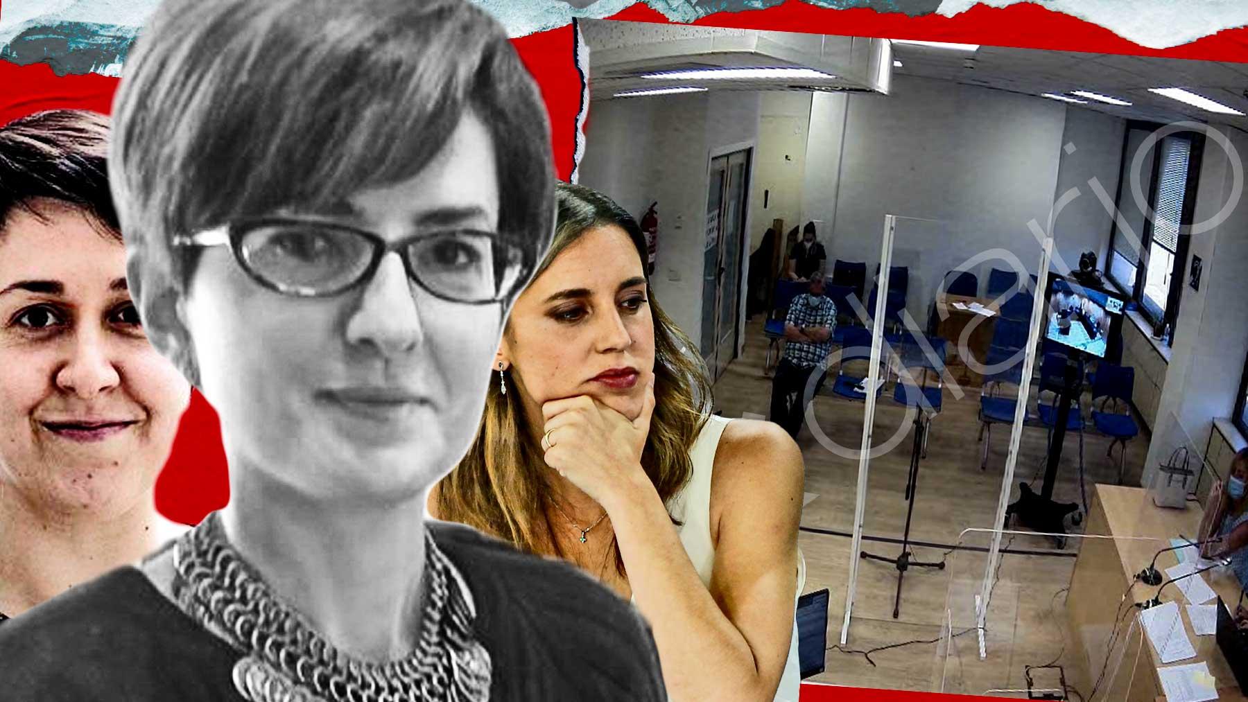 Así supo el juez cómo llamaban en Podemos a la niñera de Montero: «La conocían como 'La Nanny'»