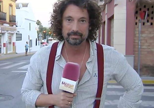 José Antonio León en Sálvame