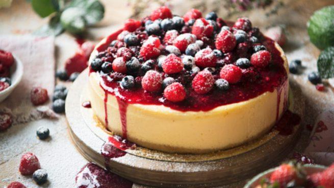 Paso a paso, la receta de la tarta de queso de Terelu Campos en Masterchef   Día Mundial del Postre