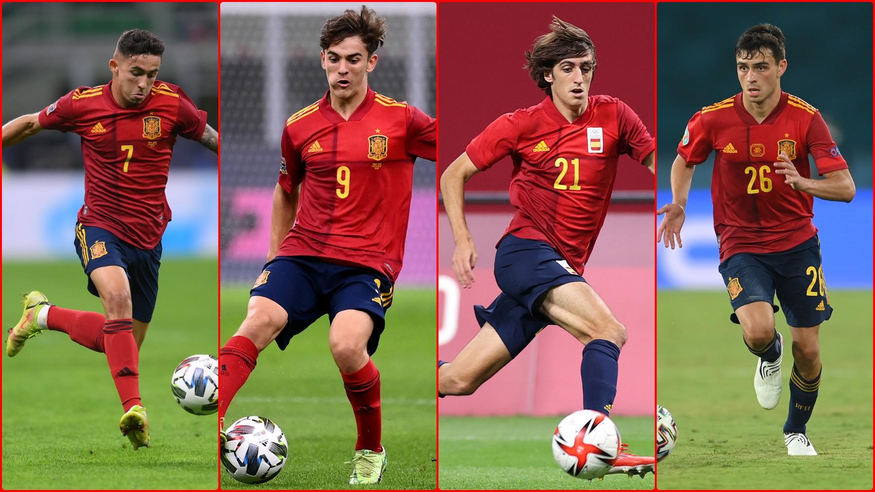 Yéremi Pino, Gavi, Bryan Gil y Pedri, entre los 20 finalistas para el Golden Boy.