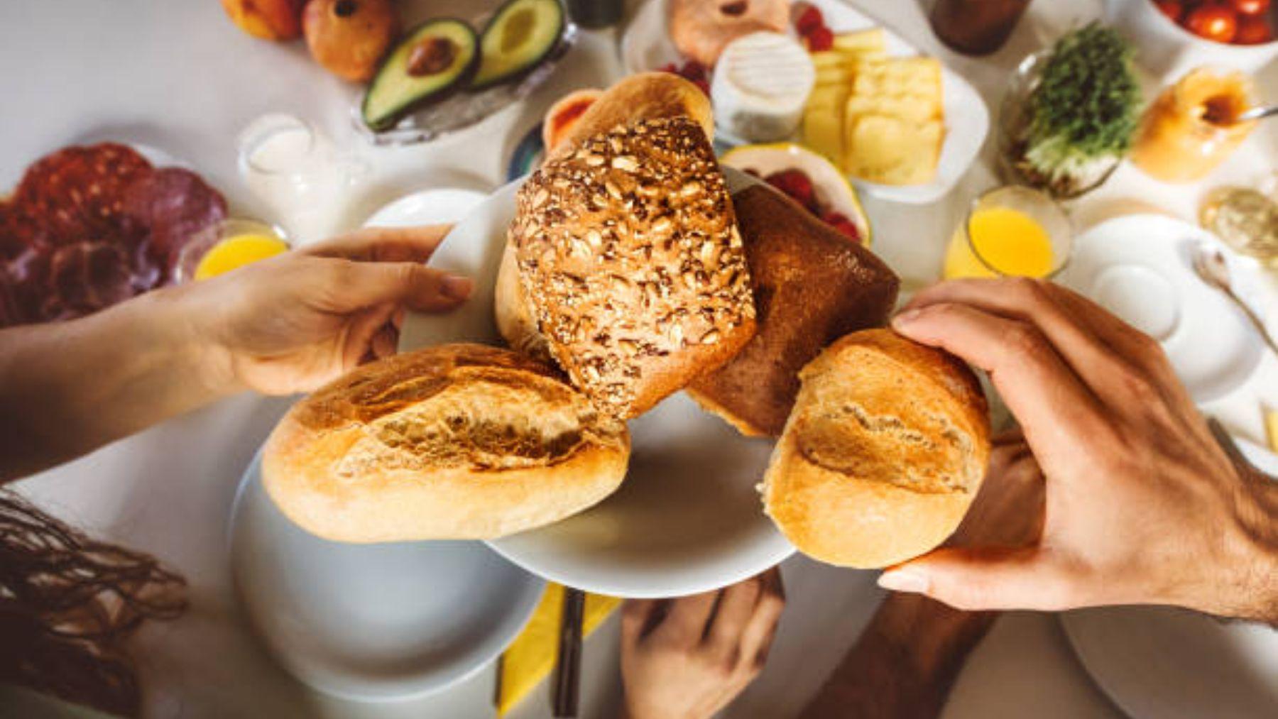 Descubre por qué debes comer pan a diario