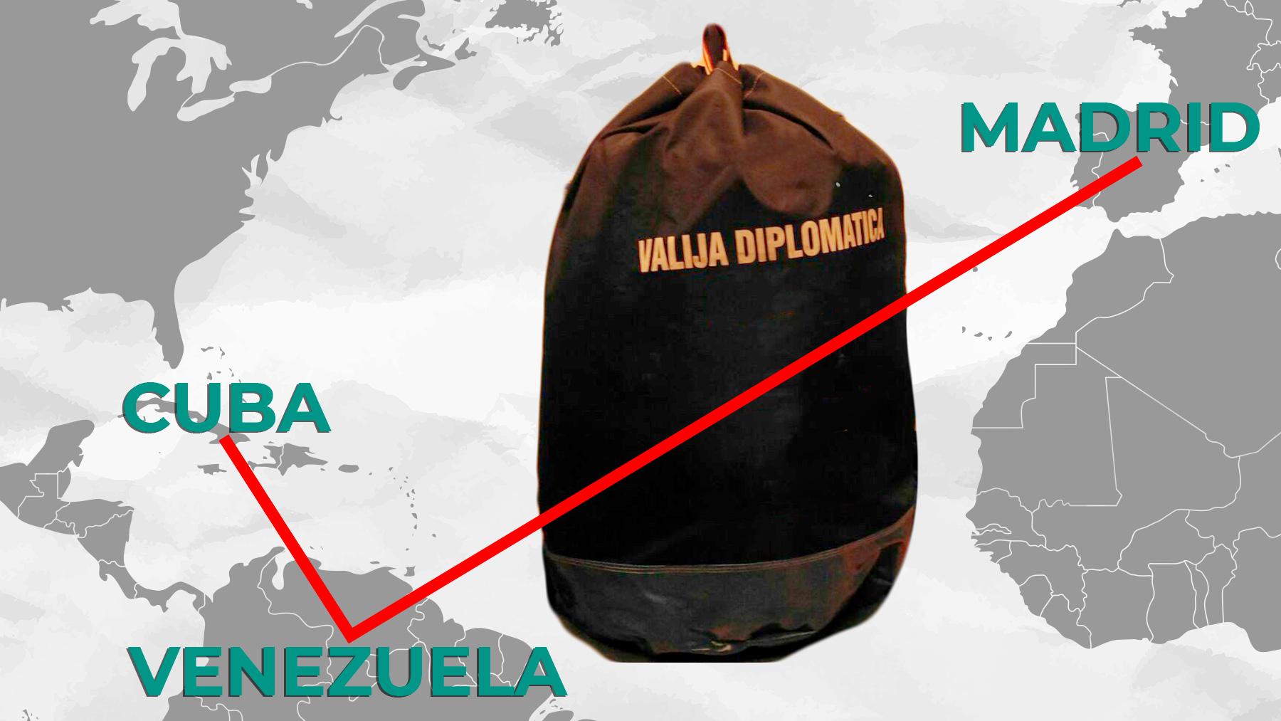 Cuba aparece por primera vez como financiador de Podemos