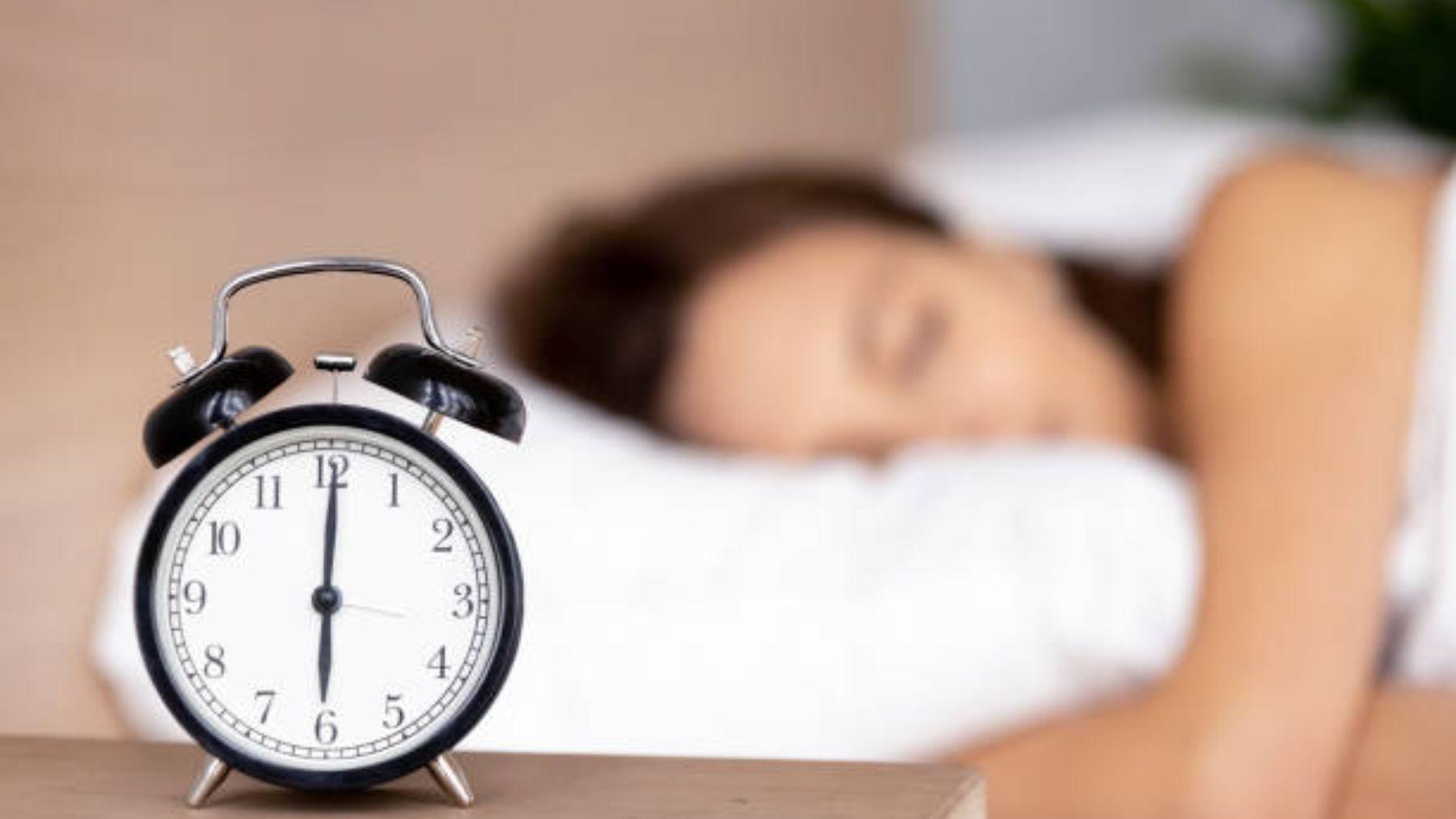 Las horas de sueño que debes dormir en función de tu edad