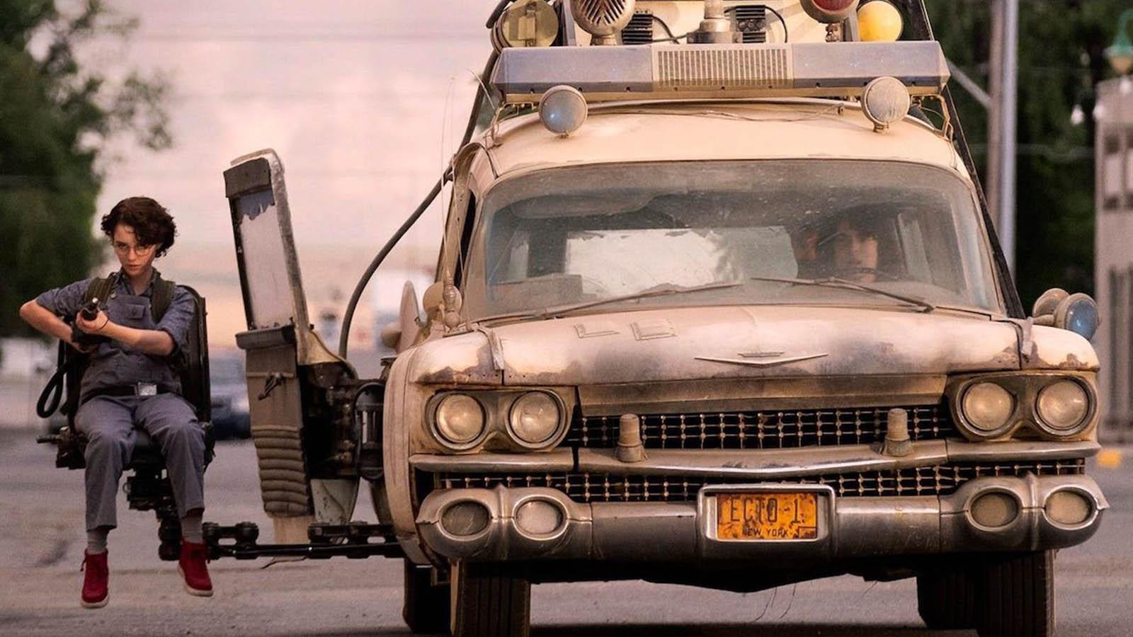 'Cazafantasmas: más alla' (Sony Pictures)