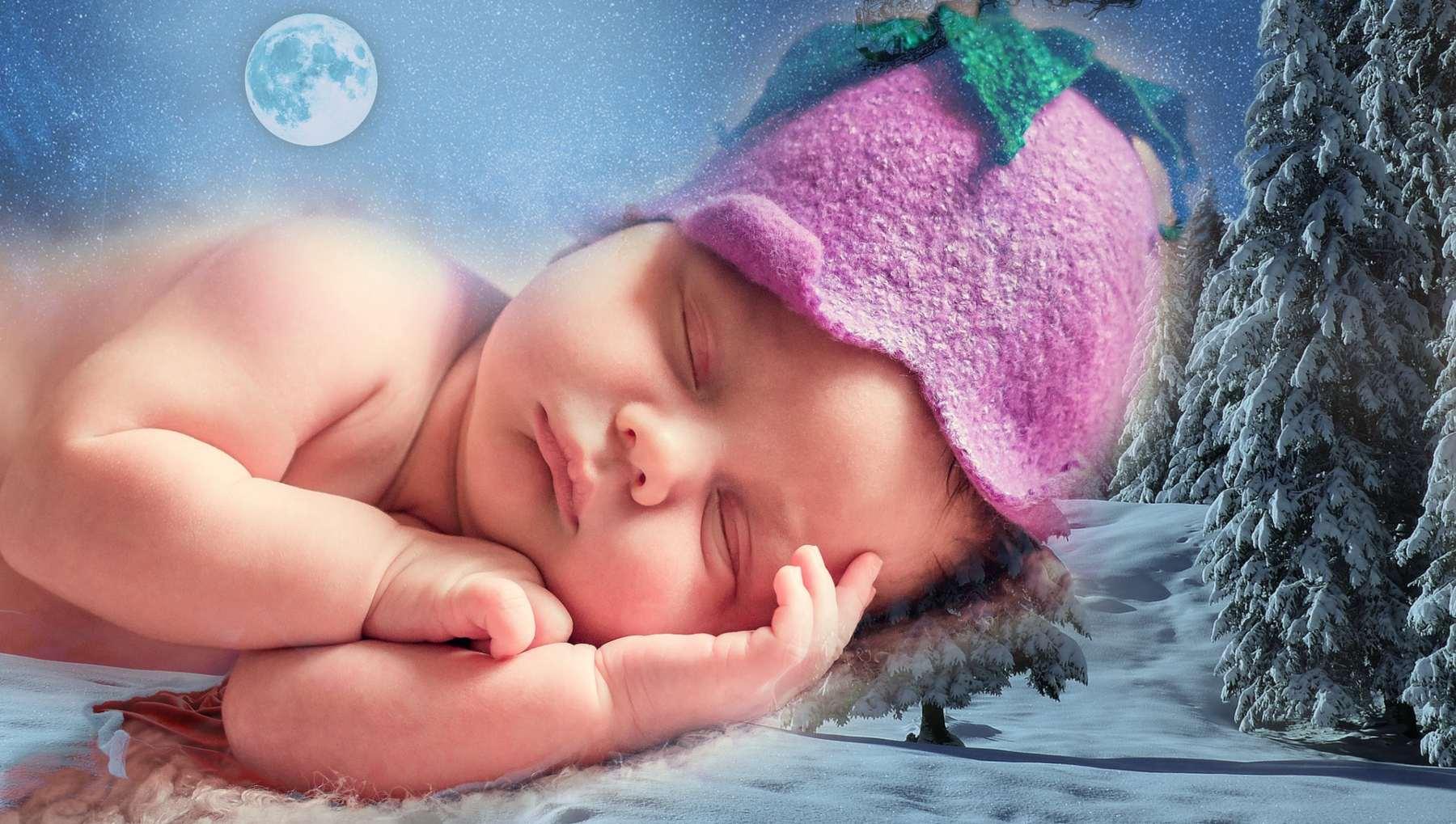 Sobrevivir a la regresión del sueño en bebés