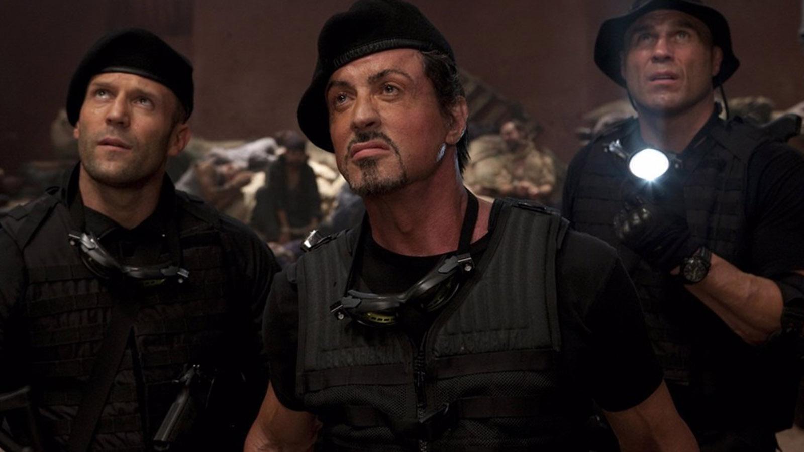'Los mercenarios' (Millennium Films)