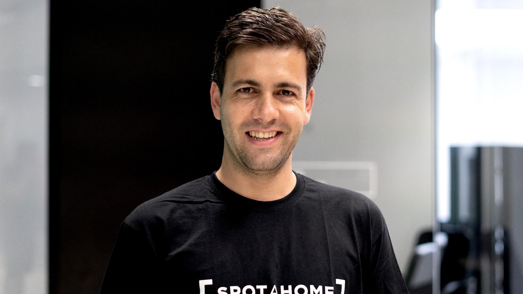 Eduardo Garbayo, jefe de negocio y operaciones de Spotahome.