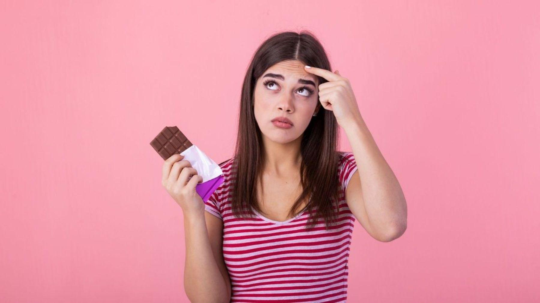 Descubre que alimentos pueden hacer que tengas acné