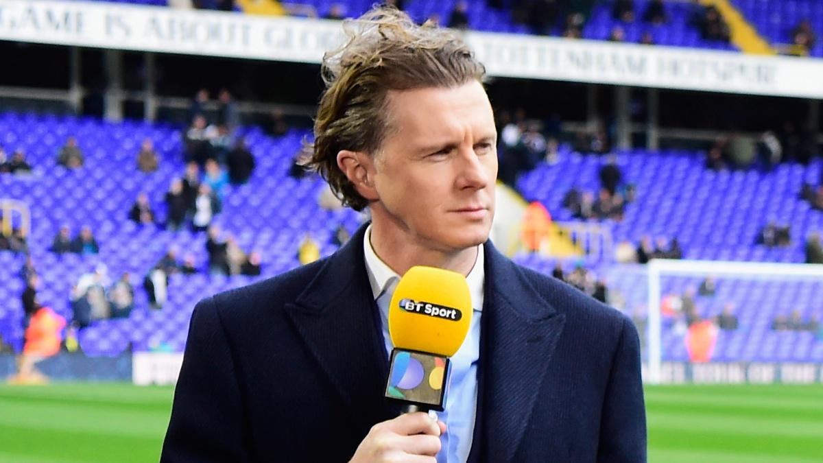 Steve Mcmanaman, ahora comentarista de BT Sport