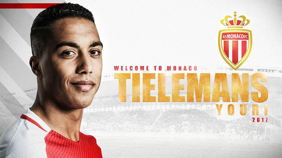 Tielemans ficha por el Mónaco. (asmonaco.com)