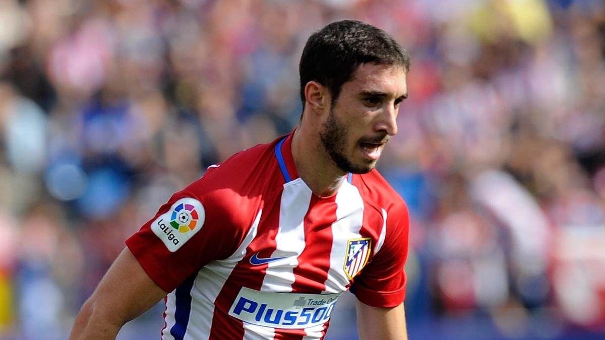 Sime Vrsaljko, futbolista del Atlético de Madrid