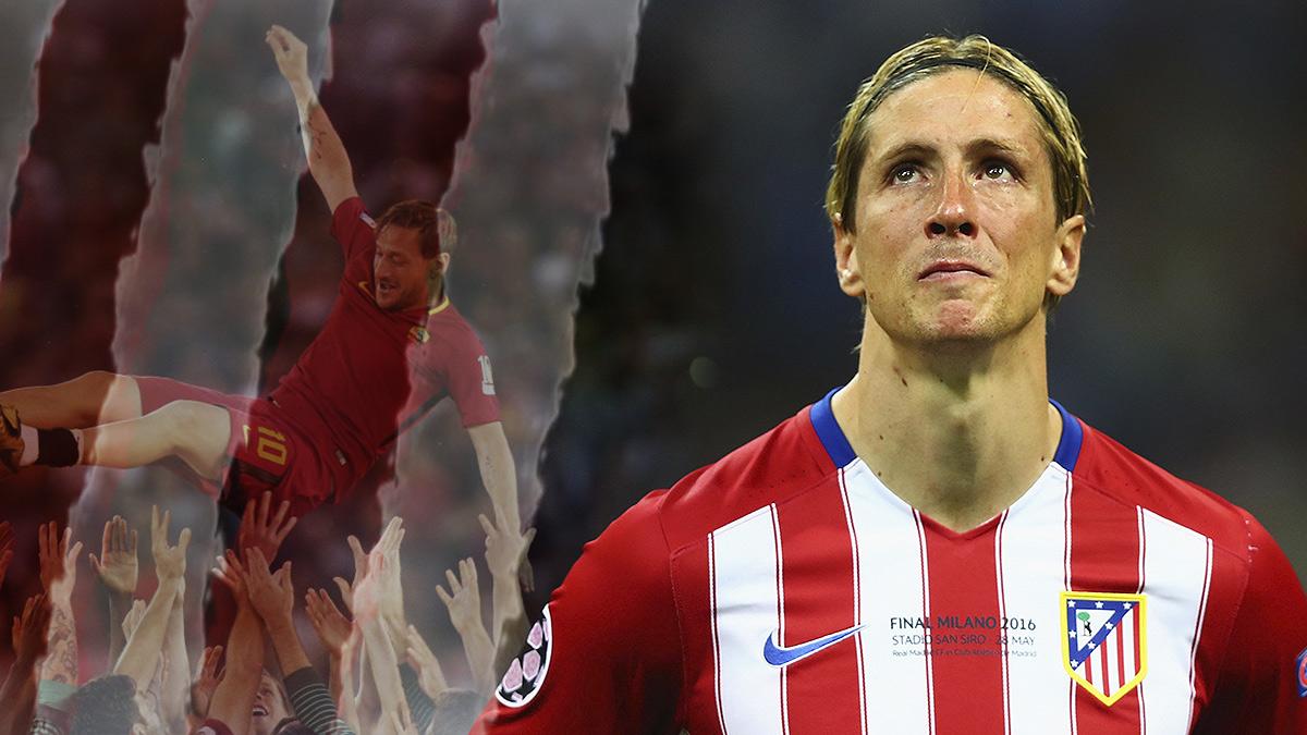 Fernando Torres, el Totti rojiblanco