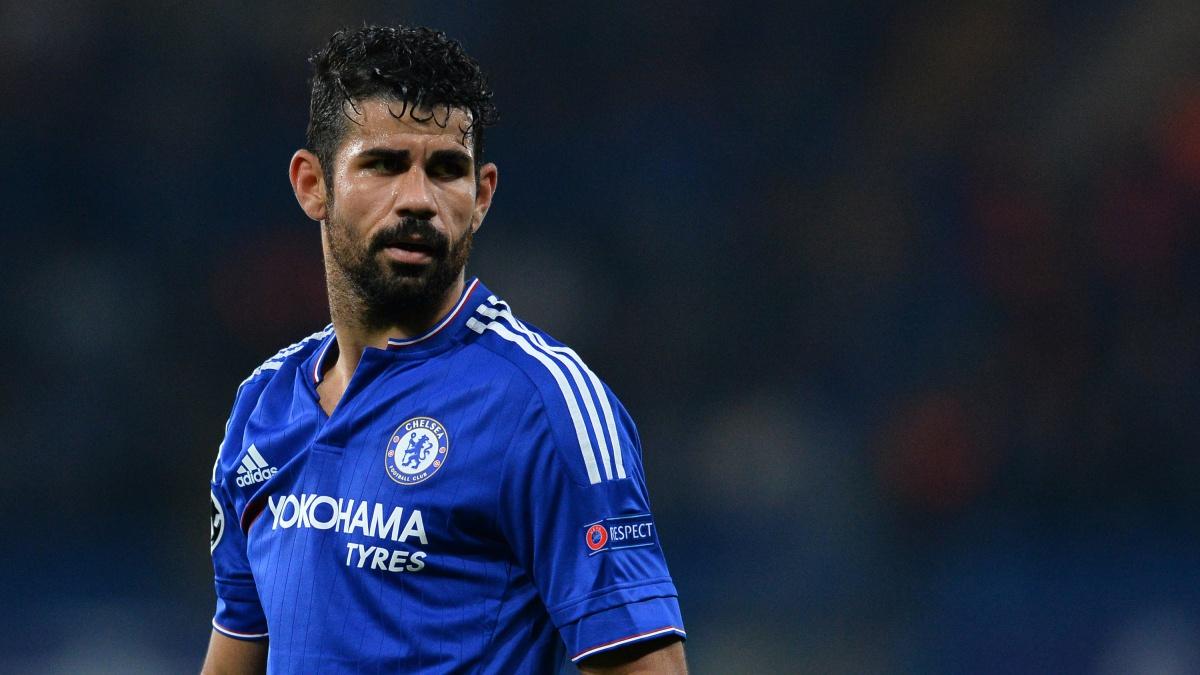 Diego Costa, futbolista del Chelsea