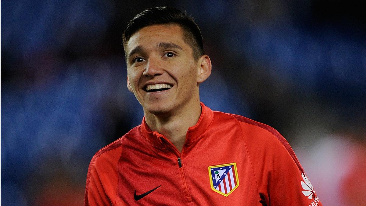 Kranevitter volverá al Atlético. (Getty)