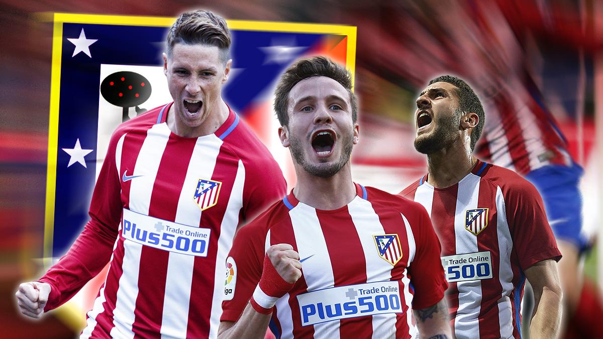 Torres, Saúl y Koke son los estandartes del proyecto del Atlético de Madrid.